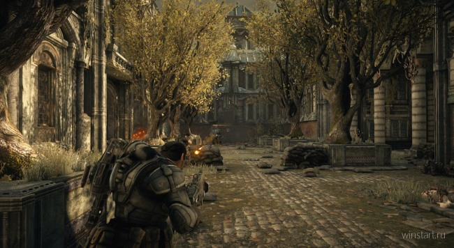 В Магазине Windows опубликована игра Gears of War: Ultimate Edition