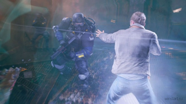 Для Windows 10 выпущен шутер Quantum Break