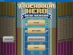 ���������� ������ ���� � ������������ ������ � Touchdown Hero: New Season